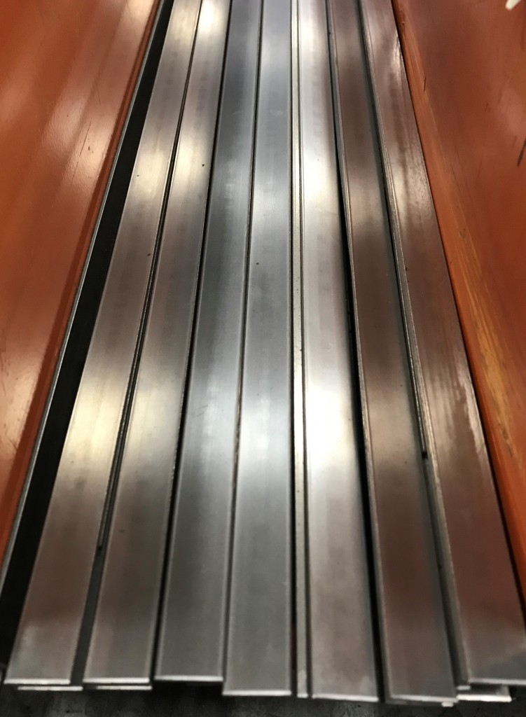 Rack Stock Strips